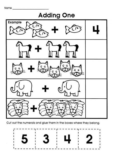 Easy Math Problems Printable | Preschool worksheets ...