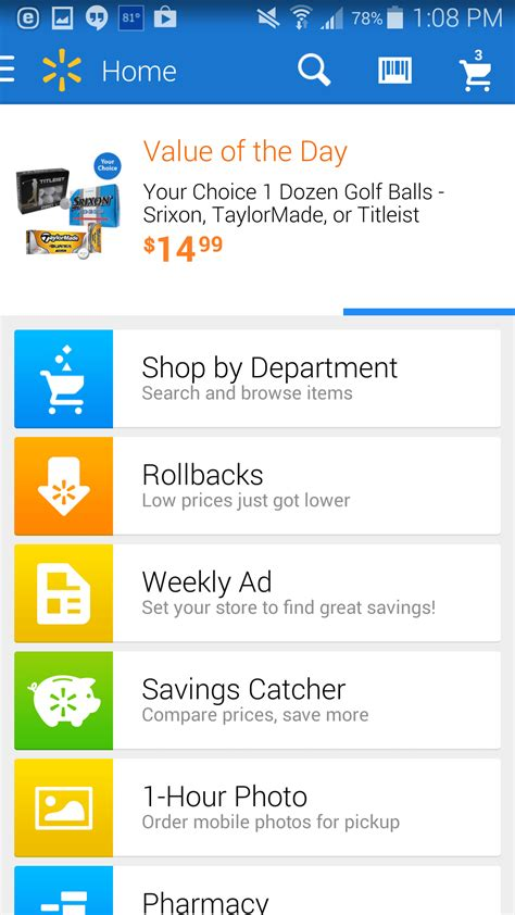 Easy Online Shopping with Walmart.com and App + $25 ...