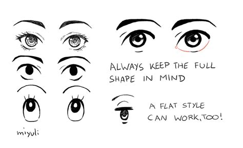 Easy Tips for Drawing Eyes | Art Rocket