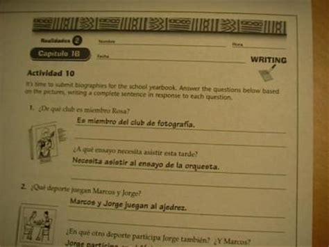 eBlueJay: Realidades 2 Teacher s Resource Book   workbook ...