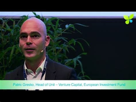 ECO13 London: Patric Gresko European Investment Fund   YouTube
