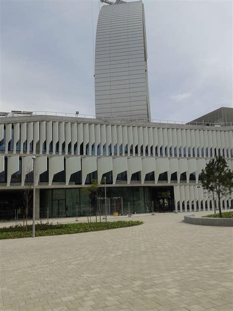 ecoDraining: Sede central de la Ciudad del BBVA  Madrid    PVT