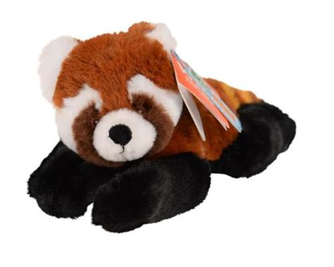 Ecokins Mini 8 inch Red Panda   Australia Zoo