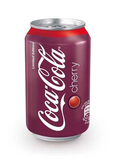Economía.  Coca Cola recupera Coca Cola Cherry en España ...