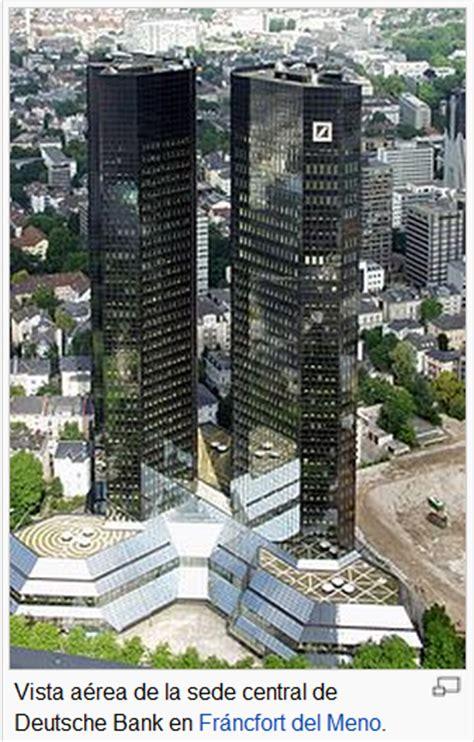 ECONOMÍA DESDE NAYARIT: El Banco Alemán Deutsche Bank ...