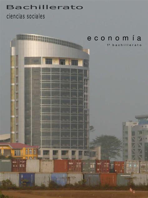 Economía Guinea Ecuatorial Completo | Capital  economía ...