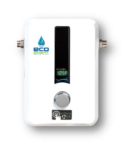 EcoSmart ECO 27 Electric Tankless Water Heater, 27 KW at ...