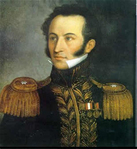 Ecuador: Antonio José de Sucre, national hero
