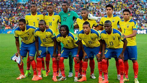 Ecuador   Eliminatorias Rusia 2018   Fútbol