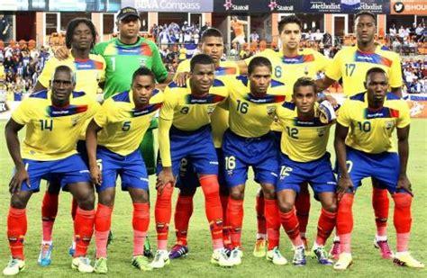 Ecuador Names Its 23 Man Squad For World Cup 2014: Segundo ...