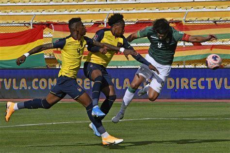 Ecuador se quedó con el  Clásico de la altura  tras vencer ...