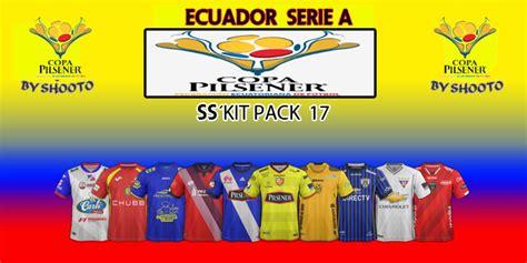Ecuador   Serie A SS 2017 Relink!  09/03/17