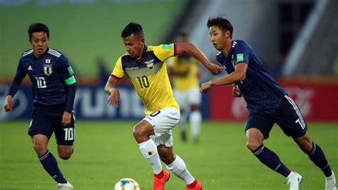 Ecuador va por la clasificación en el Mundial sub 20 ...