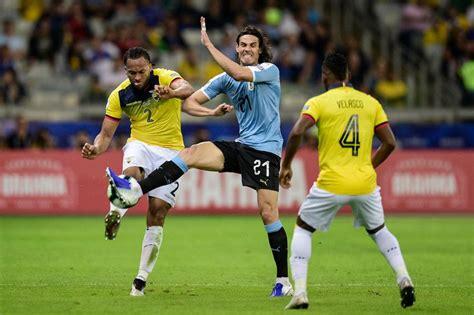 Ecuador vs Chile EN VIVO y EN DIRECTO desde Arena Fonte ...