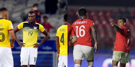 Ecuador vs Chile, hora, lugar y dónde ver partido de Copa ...