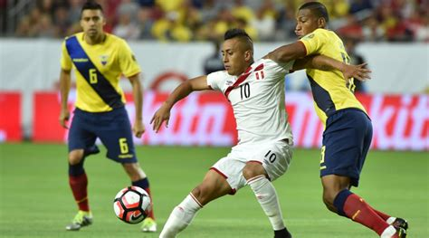 Ecuador vs Peru: Valencia, Bolanos spark comeback  VIDEO ...