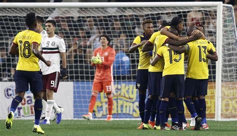 Ecuador vs Uruguay EN VIVO y EN DIRECTO por partido del ...