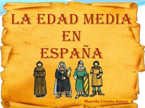 Edad media literatura medieval española