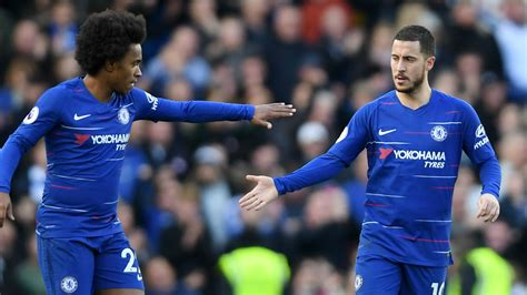 Eden Hazard transfer news:  I d be very sad if he leaves ...