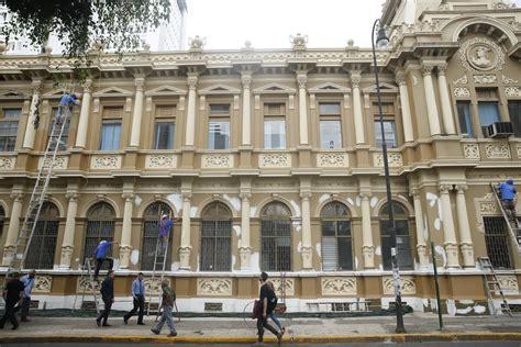 Edificio de Correos de Costa Rica se acicala para cumplir ...