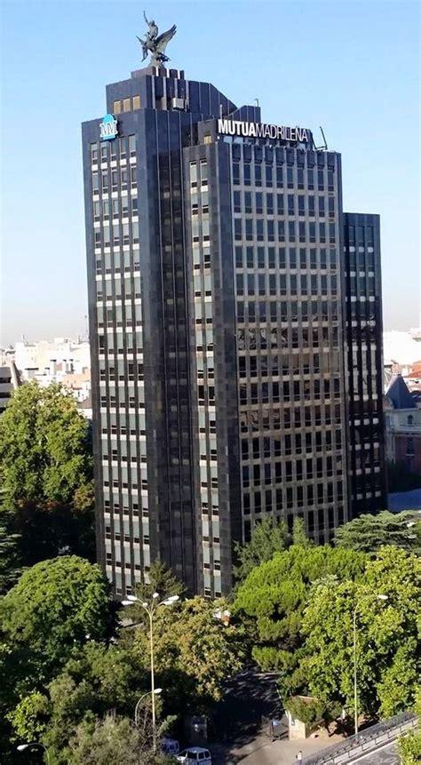 Edificio de la Mutua Madrileña en la Castellana   Imagenes ...