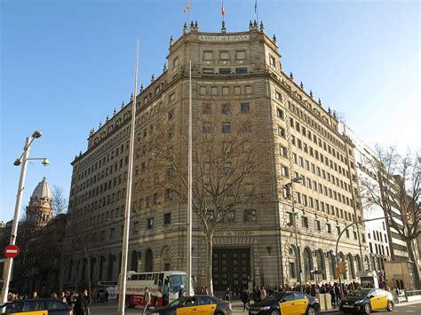 Edificio del Banco de España  Barcelona    Wikipedia, la ...