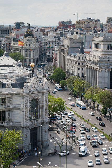 Edificio del Banco de España, Madrid. | ESPAÑA | Madrid ...