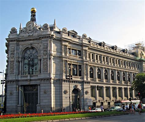 Edificio del Banco de España, Madrid