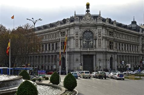 Edificio.: fotografía de Banco de España, Madrid   TripAdvisor