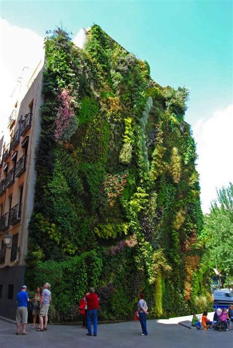 Edificios con jardines vegetales ¿el futuro de las ...