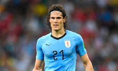 Edinson Cavani principal ausencia de Uruguay para ...