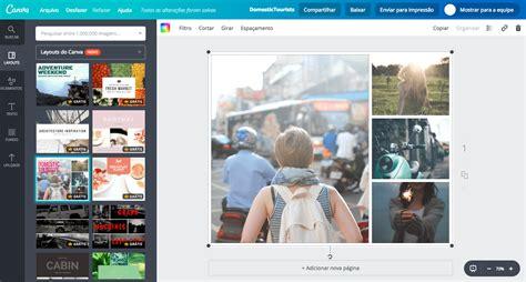 Editor de fotos e imagens online grátis   Canva