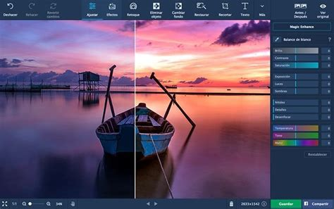 Editor de fotos para PC | Editar imágenes con Movavi Photo ...