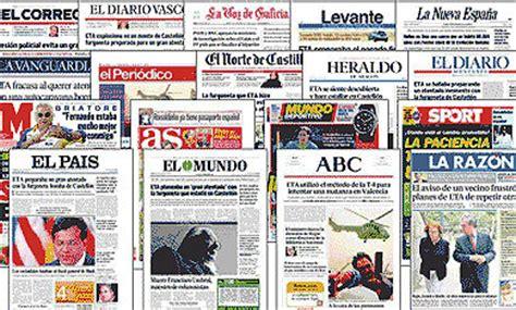 Editores de diarios españoles apuntan a cobrar por ...