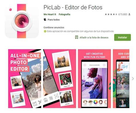 Editores de fotos gratuitos para Snapchat   Te enseñamos ...
