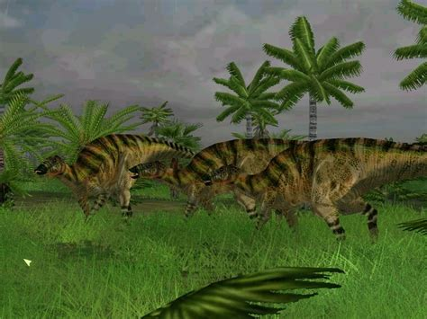 Edmontosaurus | Wikia Jurassic park operacion genesis | Fandom