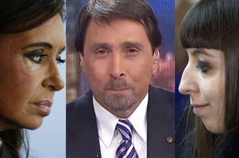 Eduardo Feinmann destrozó a Cristina Kirchner y su hija ...