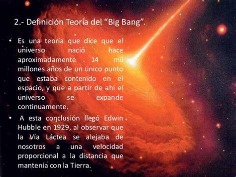 Eduardo gimeno 1 a big bang