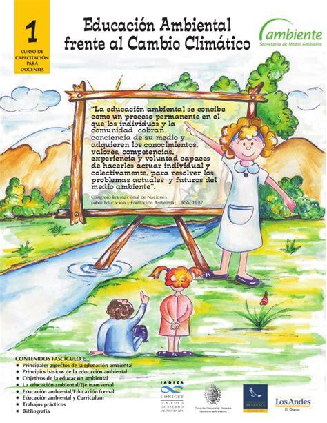 Educación Ambiental frente al Cambio climático | www ...