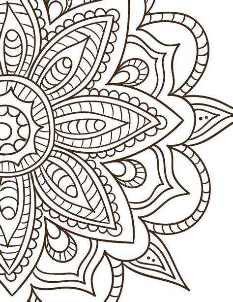 Educación Especial  pdf  Mandalas Para Imprimir Y Colorear ...