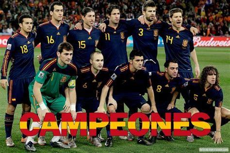 Educación Física en Secundaria: Campeones del mundo de Fútbol.
