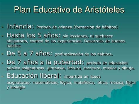 Educación según socrates, platón y aristóteles | FILOSOFIA ...