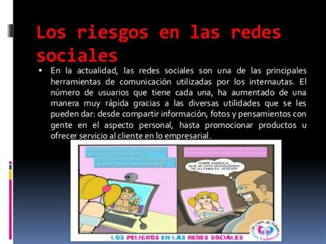 Educando juntos: 5 peligros en el uso de las redes sociales
