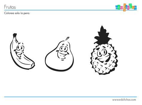 EducaPreescolar: fichas con dibujos para niños de dos años