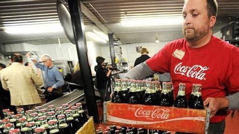 EE.UU. dice adiós a la botella de Coca Cola retornable ...