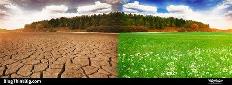 Efectos del cambio climático: todo lo que debes conocer