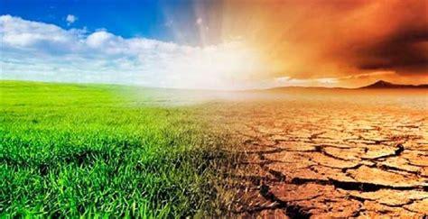 Efectos que el cambio climático provoca en la ...