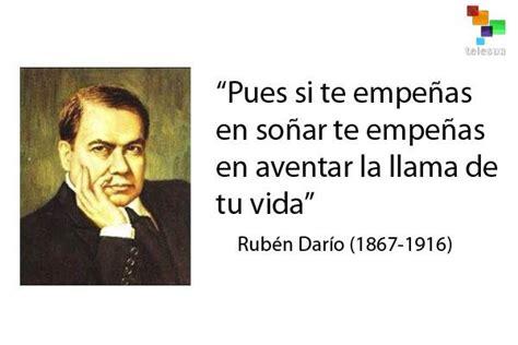 #efeméridestelesur   tal día como hoy nació #rubendario ...