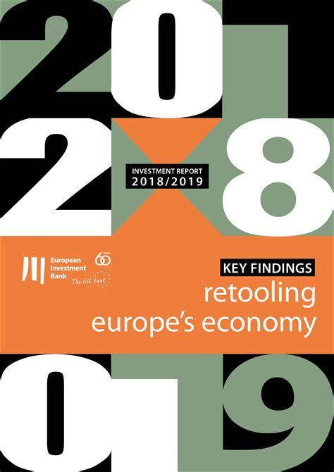 EIB Investment Survey – publications