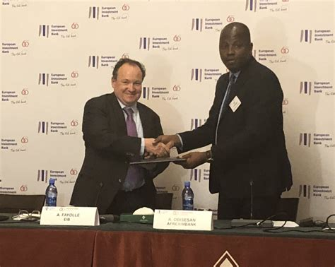 EIB supports jobs and climate action across Africa with ...